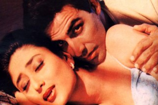 Movie Still From The Film Ajnabee Featuring Kareena Kapoor,Akshay Kumar