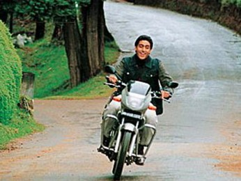 Movie Still From The Film Haan Maine Bhi Pyaar Kiya Featuring Abhishek Bachchan