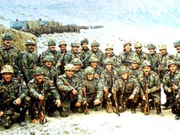 Movie Still From The Film LOC - KARGIL