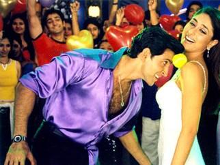 Movie Still From The Film Main Prem Ki Diwani Hoon,Hrithik Roshan,Kareena Kapoor