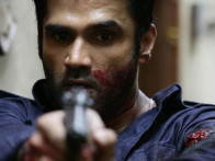 Movie Still From The Film Shoot Out At Lokhandwala Featuring Sunil Shetty