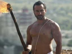 Movie Still From The Film Eklavya - The Royal Guard,Saif Ali Khan