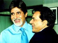 Movie Still From The Film Hum Kaun Hai,Amitabh Bachchan,Dharmendra