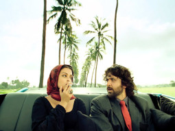 Movie Still From The Film Guzaarish,Aishwarya Rai,Hrithik Roshan