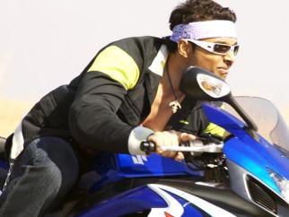 Movie Still From The Film Dhoom 2,Uday Chopra