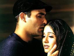 Movie Still From The Film Deewaar,Akshaye Khanna,Amrita Rao