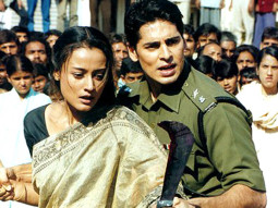 Movie Still From The Film Insaaf,Dino Morea