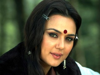 Movie Still From The Film The Last Lear Featuring Preity Zinta