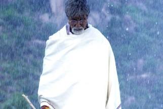 Movie Still From The Film Sarkar Raj,Amitabh Bachchan