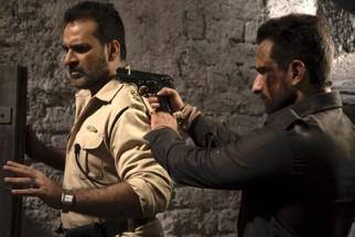 Movie Still From The Film Agent Vinod,Shahbaaz Khan,Saif Ali Khan