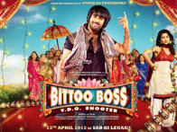 First Look Of The Movie Bittoo Boss