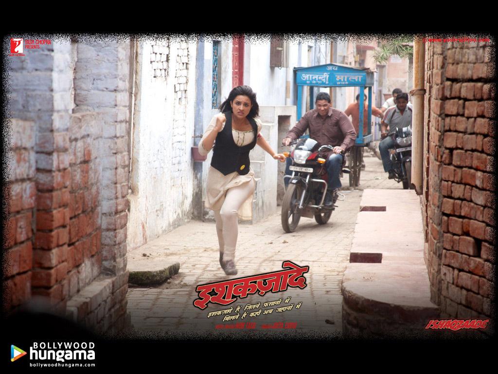Ishaqzaade 2012 Wallpapers Parineeti Chopra 59 Bollywood Hungama