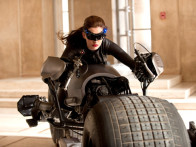 Movie Still From The Film The Dark Knight Rises,Anne Hathaway