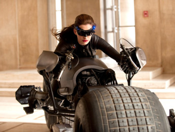 Movie Still From The Film The Dark Knight Rises,Anne Hathaway