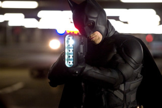 Movie Still From The Film The Dark Knight Rises
