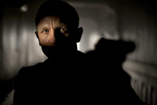 Movie Still From The Film Skyfall,Daniel Craig