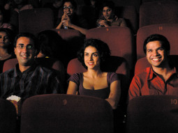 Movie Still From The Film Fatso,Ranvir Shorey,Gul Panag,Neil Bhoopalam