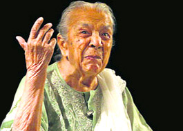 Looking back: 100 years of Zohra Sehgal