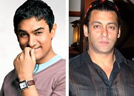 Aamir, Salman to play charity cricket match