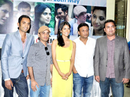Photo Of Lavrenti Lopes,Chandra Pemmaraju,Melanie Kannokada,Arpan Datta,Chaitanya Chitta From The Press conference of 'Love Lies & Seeta'