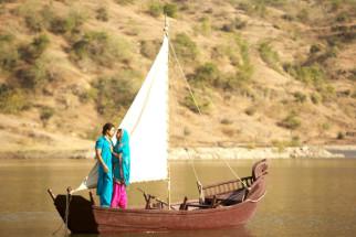 Movie Still From The Film Teri Meri Kahani,Shahid Kapoor,Priyanka Chopra