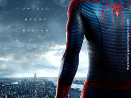 First Look Of The Movie The Amazing Spider - Man