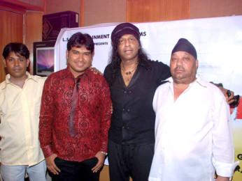 On The Sets Of The Film Delhi Headlines Featuring Aditya Shankar,Vinod Rathod