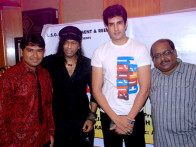 On The Sets Of The Film Delhi Headlines Featuring Aditya Shankar,Vinod Rathod