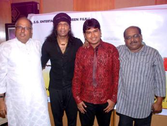 On The Sets Of The Film Delhi Headlines Featuring Vinod Rathod,Aditya Shankar