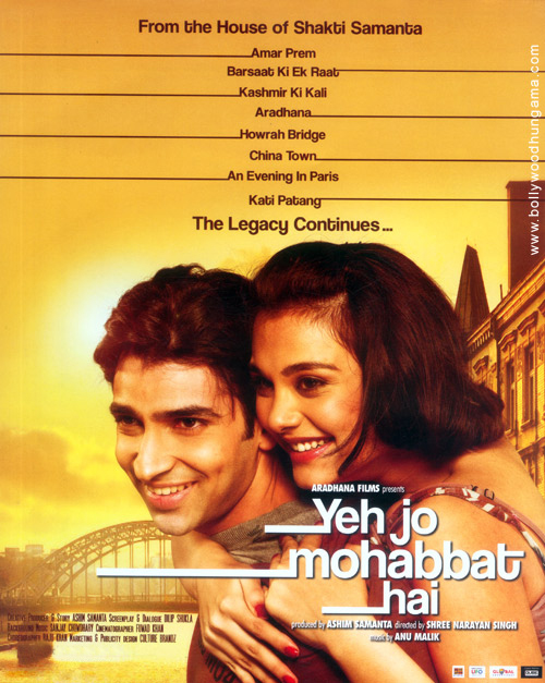 Yeh Jo Mohabbat Hai Movie Name Streaming In English With