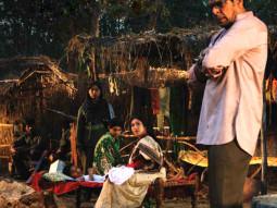 Movie Still From The Film Aalaap,Rituparna Sengupta,Murli Sharma