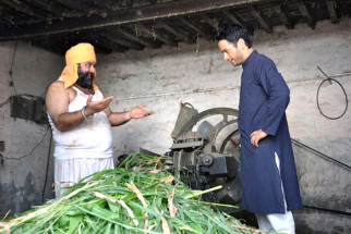 Movie Still From The Film Heart Land,Manmeet Singh,Stephan Singh