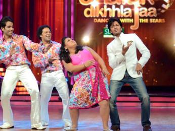Tusshar Kapoor, Bharti, Riteish Deshmukh