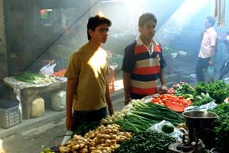 Movie Still From The Film Shuttlecock Boys,Alok Kumar,Aakar Kaushik