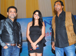 Anees Bazmee, Sai Tamhankar, Nikhil Saini