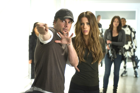 Movie Still From The Film Total Recall,Len Wiseman,Kate Beckinsale
