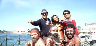 Movie Still From The Film From Sydney With Love,Prateek Chakravorty,Bidita Bag,Sharad Malhotra