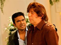Movie Still From The Film Kyaa Super Kool Hain Hum,Razzak Khan
