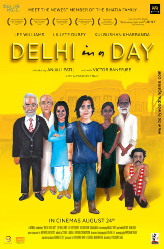 First Look Of The Movie Delhi In A Day
