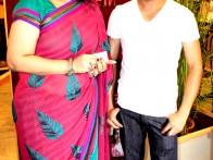 Shaily, Gautam Gambhir
