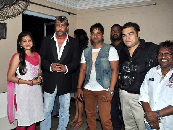 Swarangi Marathe, Jackie Shroff, Nitesh Waghdhare, Ameya Hunaswadkar