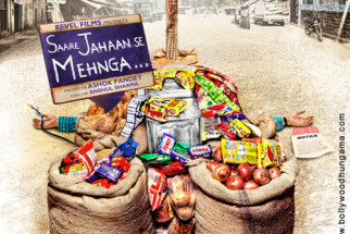 First Look Of The Movie Saare Jahaan Se Mehnga