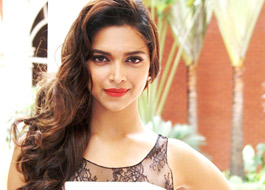 Deepika injured on sets of Ram Leela