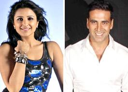 Why Parineeti Chopra gave up on Akshay's film