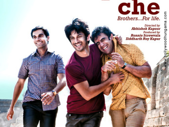 First Look Of The Movie Kai Po Che!