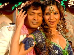 Movie Still From The Film Bhavnao Ko Samjho,Sunil Pal,Sambhavna Sheth