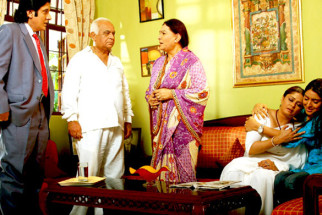 Movie Still From The Film Phaans - Ek Jasoos Ki Kahani,Jawahar Jairath