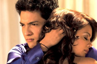 Movie Still From The Film Shaapit,Aditya Narayan,Shweta Agarwal