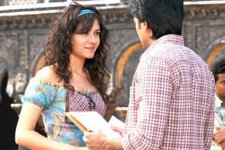 Movie Still From The Film Jaane Kahan Se Aayi Hai,Sonal Sehgal,Ritesh Deshmukh