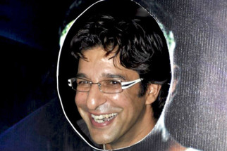 Photo Of Wasim Akram From Sushmita and Wasim Akram grace Candice-Lubna-Asif-Vipul Bday bash